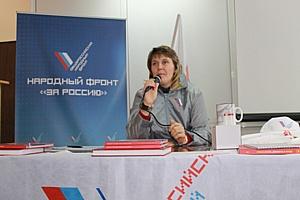 В Томской области продолжается реализация регионального проекта ОНФ «За здоровый образ жизни!»