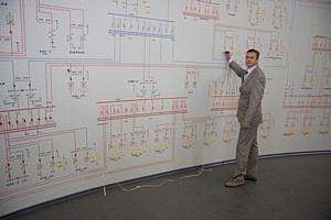 Нижневартовские электрические сети проводят ремонт и реконструкцию систем связи и телемеханики