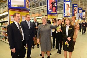 МЕТРО Кэш энд Керри открывает торговый центр в Белгороде