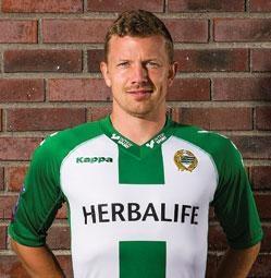 Компания Herbalife - официальный спонсор шведского футбольного клуба «Хаммарбю»