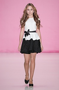 Chapurin for Barbie® на Mercedes-Benz Fashion Week Russia FW 14/15