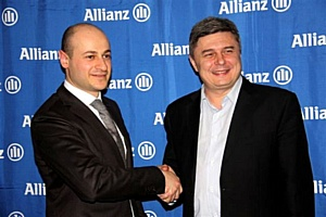 Пресс-завтрак с генеральным директором СК «Allianz Украина»