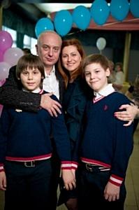 В «Генезис Днепр» отпраздновали десятилетие первых ЭКО-детей