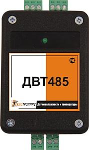 Компания «Технотроникс» модернизировала датчик влажности и температуры – ДВТ485
