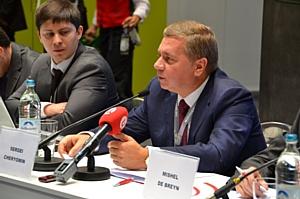 Москва является притягательным городом для иностранных инвесторов