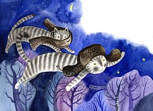 Новая выставка - Котофеи в Республике кошек