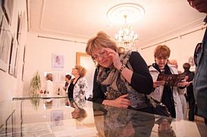 В Доме-музее Марины Цветаевой открылась выставка, посвященная 150-летию философа Льва Шестова