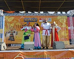 Компания «Монро» выступила спонсором праздника Весны