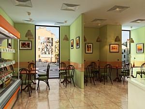 Кафе, которое заботится о здоровье посетителей