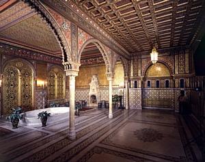 Восточное великолепие в Юсуповском дворце