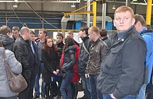 Молодые специалисты «Ленэнерго» ознакомились с производственным комплексом «Севкабеля»