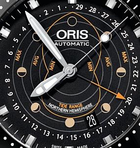 Часы, сконструированные для экстремальных условий