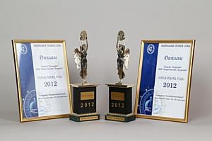 Двойная победа журнала «За рулем»  в конкурсе «Тираж – рекорд года 2012»