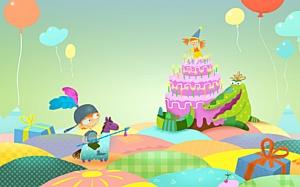 Детский день рождения в Клубе «Игрушки»