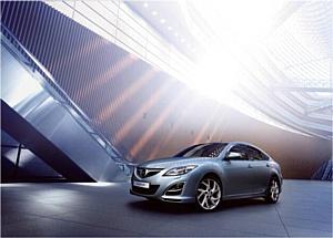Mazda6 на особых условиях