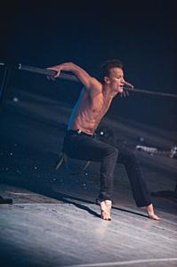 Денис Матвиенко исполнит роль Гэтсби в балете на музыку Константина Меладзе