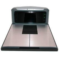 Совмещённый с весами биоптический сканер штрих-кода Motorola MP6000, скоро будет доступен для продаж