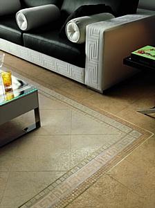 """Керамическая плитка """"Palace Stone"""" от Versace Home - эксклюзивная технология обработки керамогранита"""