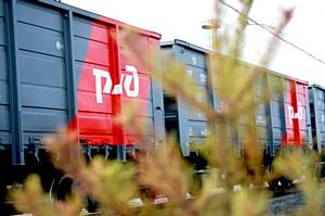 В ноябре 2013 г. объем погрузки Красноярского филиала ОАО «ФГК» составил более 16 тысяч вагонов