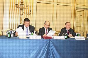 Михаил Воловик избран в члены Совета НОЭ