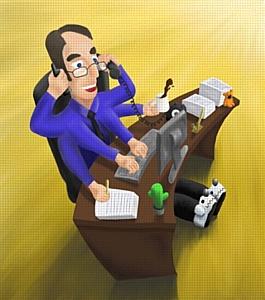 Задания сотруднику (или как ваши «идеи» преумножаются)