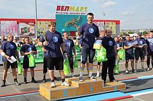 Herbalife – официальный партнер Чемпионата Украины по стронгмену
