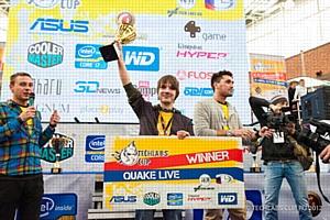 ����� TECHLABS CUP RU 2012: Cybersport
