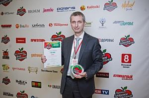 Группа компаний «Гуд-Фуд» стала лауреатом премии «Здоровое питание»
