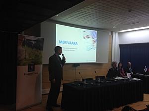 Merivaara представила систему управления операционного зала OpenOR™ на конференции FinlandCare