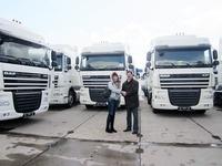 VH-DAF увеличивает объемы поставок техники для крупных московских компаний-перевозчиков