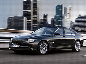 ������ ������ BMW 7-Series