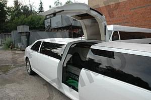 Выдан льготный займ на производство инновационного лимузина с 3Д салоном