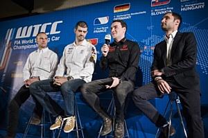 Нефтегазовый холдинг MOL Group стал главным спонсором WTCC 2015