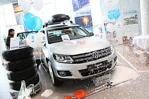 Авилон Volkswagen провел большой спортивный праздник