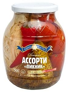 Aldim&Polan представляет новинки премиальной серии овощной консервации ТМ «Тёщины рецепты»