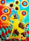 """Фестиваль декоративно-прикладного искусства в Екатеринбурге """"Краски на стекле"""""""