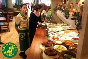 Популярный бренд русской кухни «Ёлки-Палки» пришел в Нижний Новгород