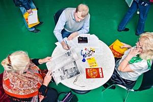 Весенняя ярмарка вакансий пройдет в Новосибирске