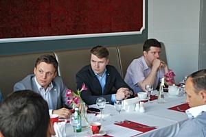 В Новосибирске состоялось очередное рабочее собрание членов Клуба Лидеров в СФО