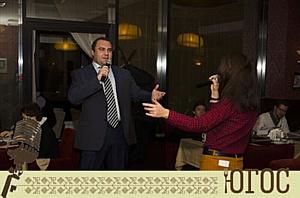 Караоке по-сербски в ресторане «Югос»