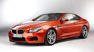 ������ ���� � �������� �� BMW M6