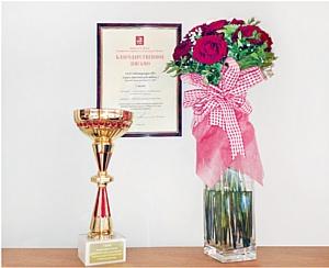 Победитель конкурса «Лучшее оформление предприятий торговли и услуг Москвы»