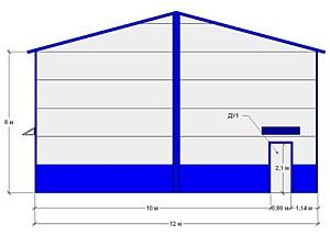 Проектирование и заказ складского помещения в Егорьевске, МО