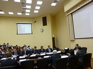 МЦУЭР принял участие в обсуждении Плана участия Минэнерго в мероприятиях на 2014 г.