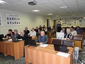 В «Электрических сетях ЕАО» прошел семинар «Логистика и закупки»