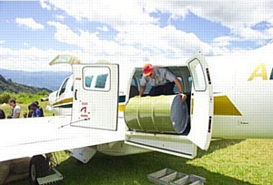 """Компания """"Аэропроект 751"""" представляет самолет Р-750 XSTOL (750 XL) для региональных грузоперевозок"""