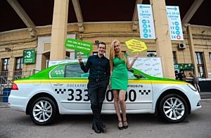 «ТаксовичкоФ» – официальное такси Greenfest