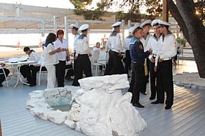 Участники Черноморской регаты 2014 в Гранд Отеле «Жемчужина»