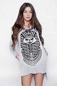 «Я – кот»: собственная коллекция одежды L'One с «кошачьим» настроением