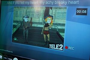 Tele2 � Dance Heads ��������